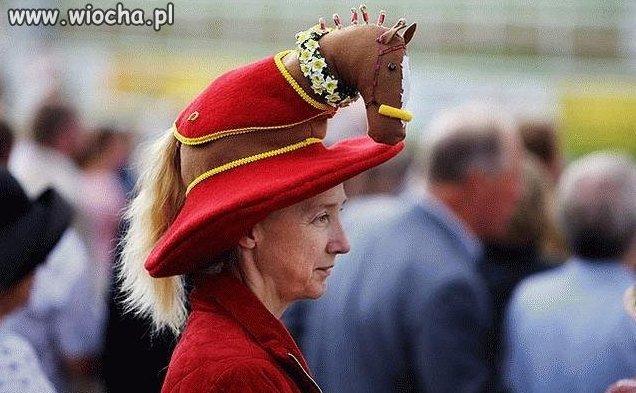 Taki kapelusz?