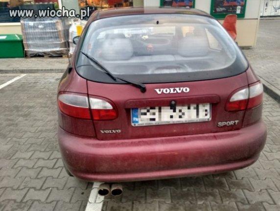 Nowy model Volvo.