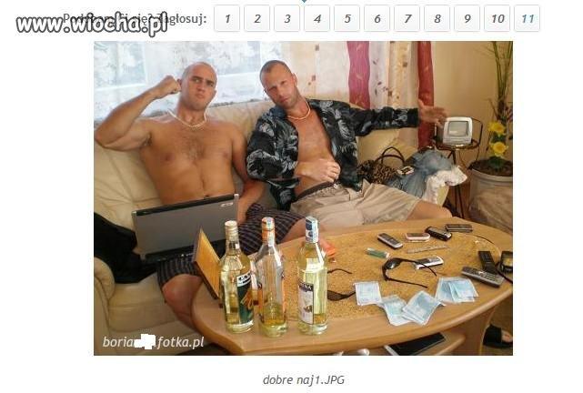 Alkohol, pieniądze i kilka telefonów.