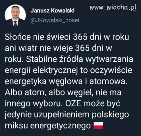 Janusz polskiej polityki
