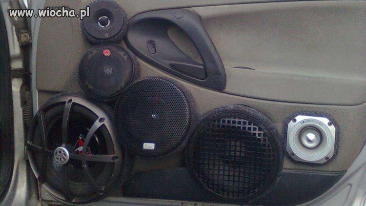 Master audio car