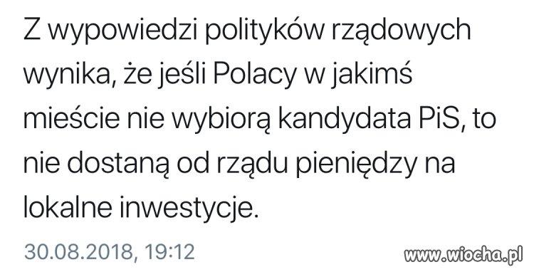 Korupcja polityczna