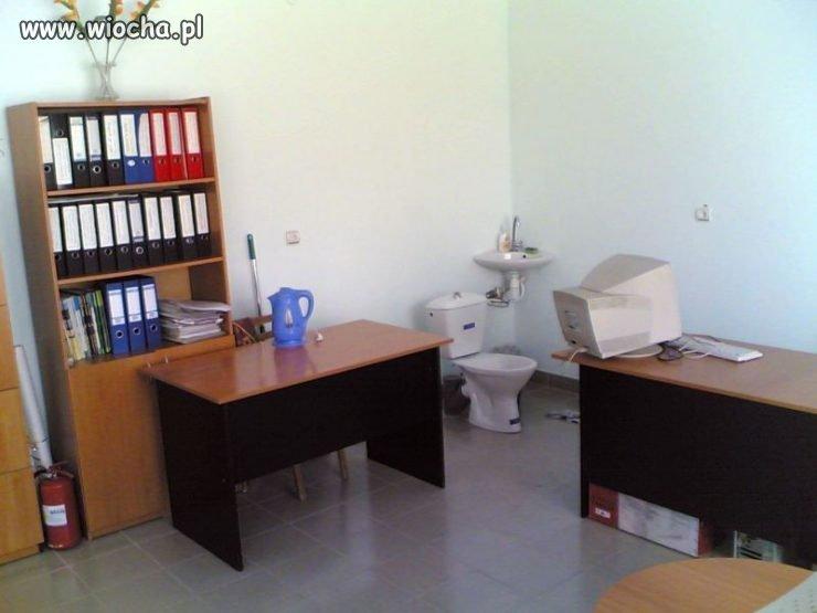 WC - BIURO