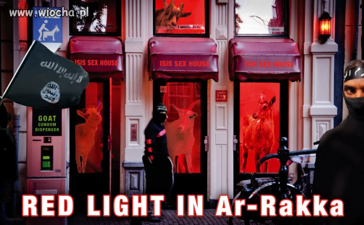 ISIS Red Light