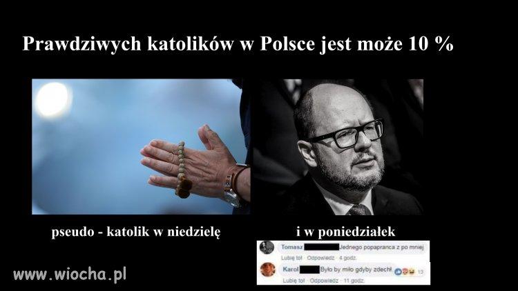 Taka prawda o Polsce.