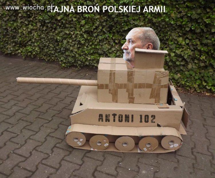 Tajna broń polskiej Armii