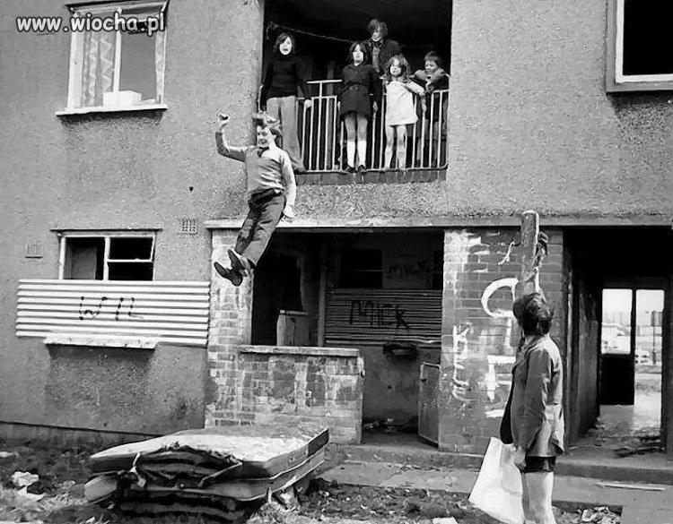 Osiedlowe zabawy 1972 rok
