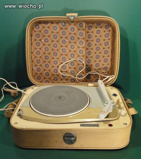 Dawny muzyczny mixer