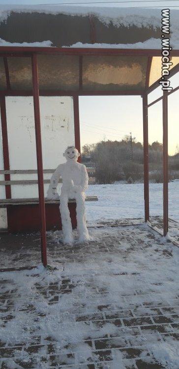 Zima zaskoczyła nie tylko drogowców