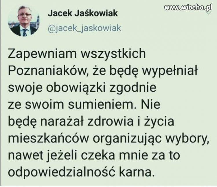 Prezydent Poznania zapewnia: