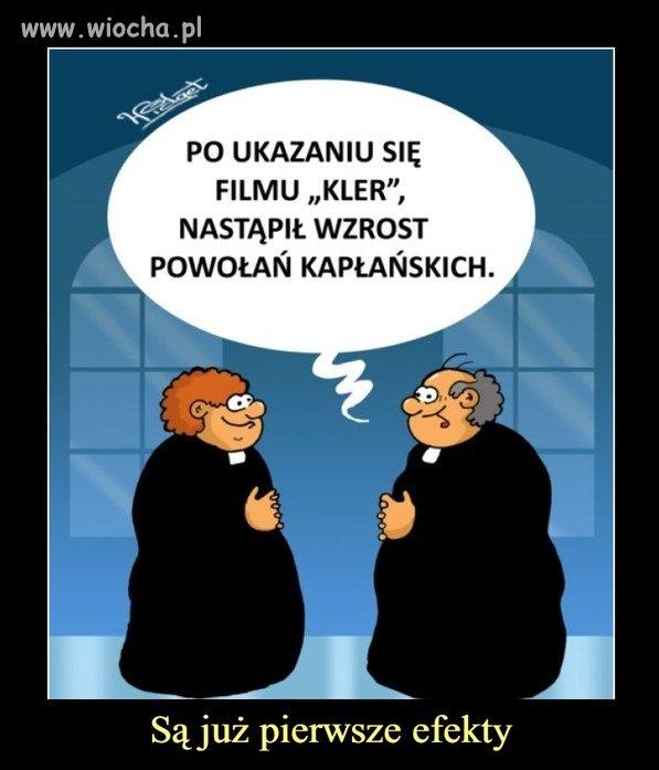 Póki co księża marudzą...