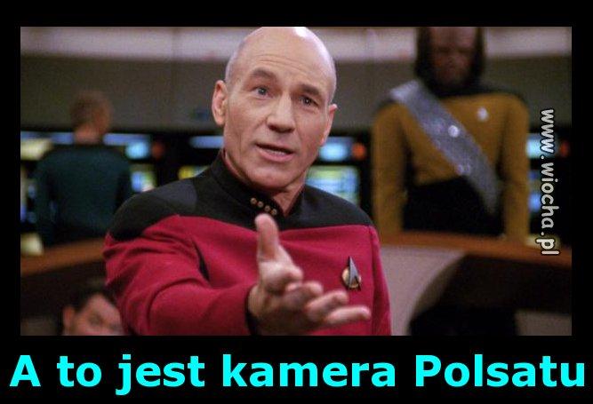 A to jest kamera Polsatu
