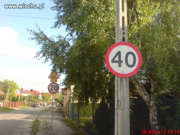 Przed 40 tez jest ograniczenie do 20...
