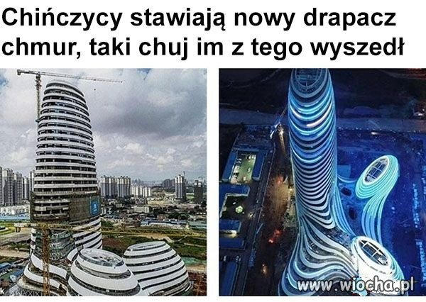 Z czego ten architekt