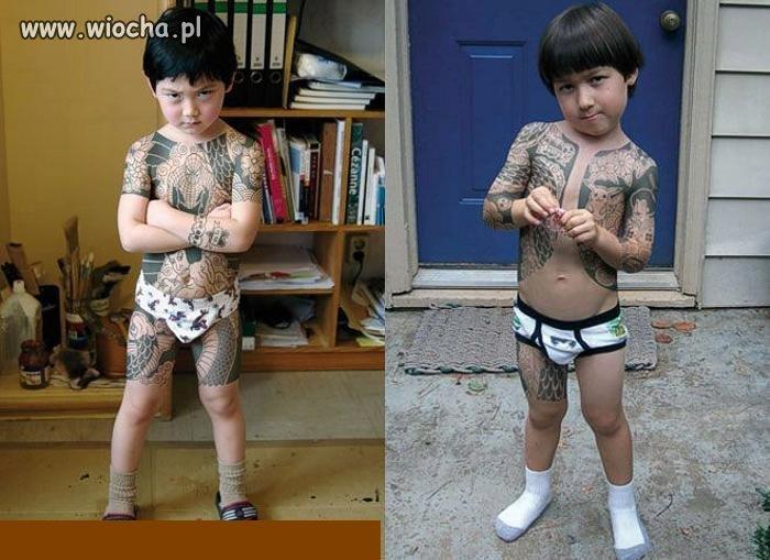 Dzieci yakuzy