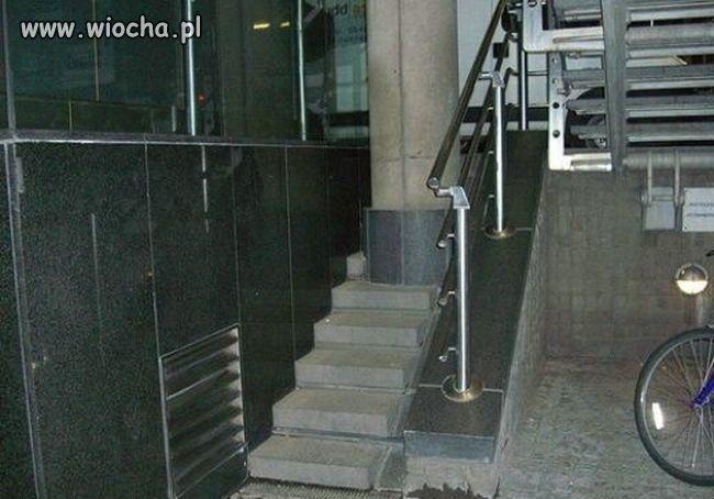 Nieruchome schody