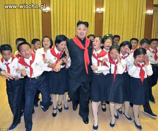 Jakie szczęśliwe dzieci aż miło popatrzeć