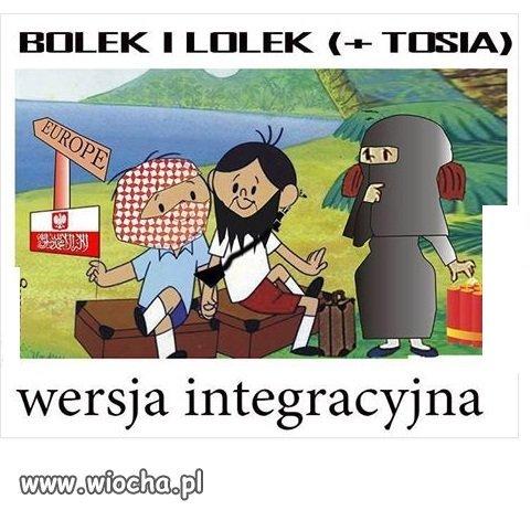 Bolek i Lolek i Tosia