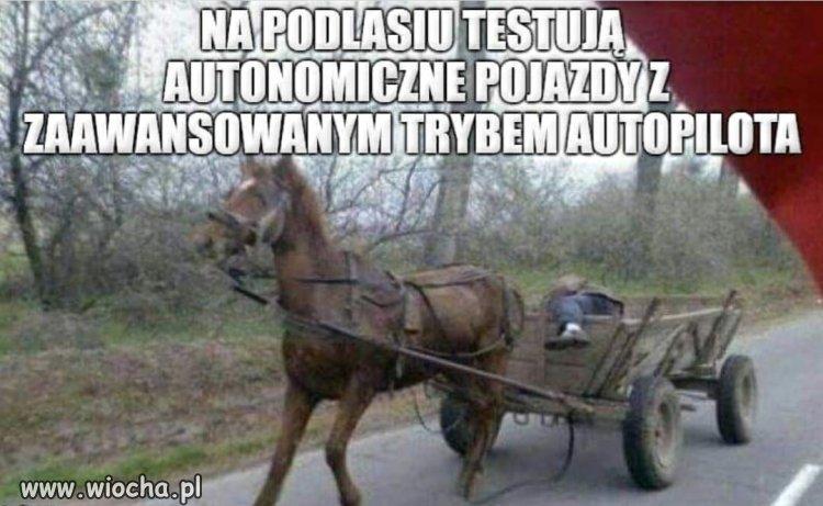 Nowinki technologiczne z Podlasia