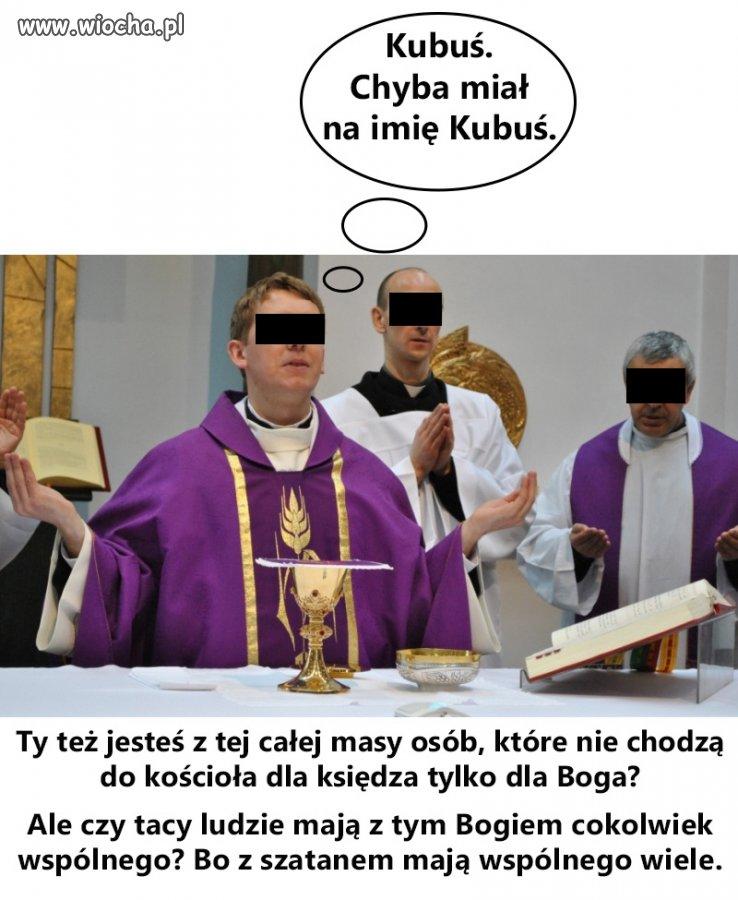 """""""Niech będzie wola Twoja"""" modlą się katolicy"""