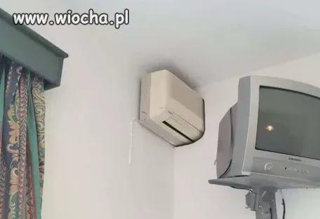 Klimatyzacja dwustrefowa