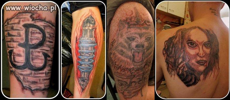 Salon Tatuażu Jastrzębie Zdrój Wiochapl Absurd 1123371