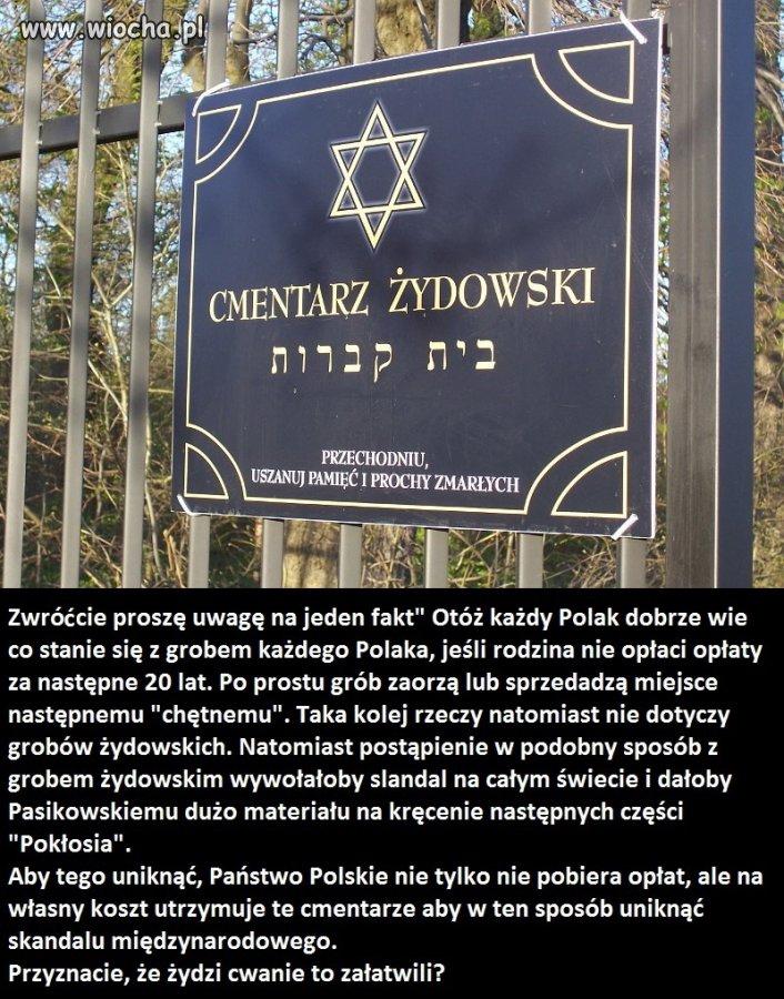 Polska - czyli przydupas Izraela