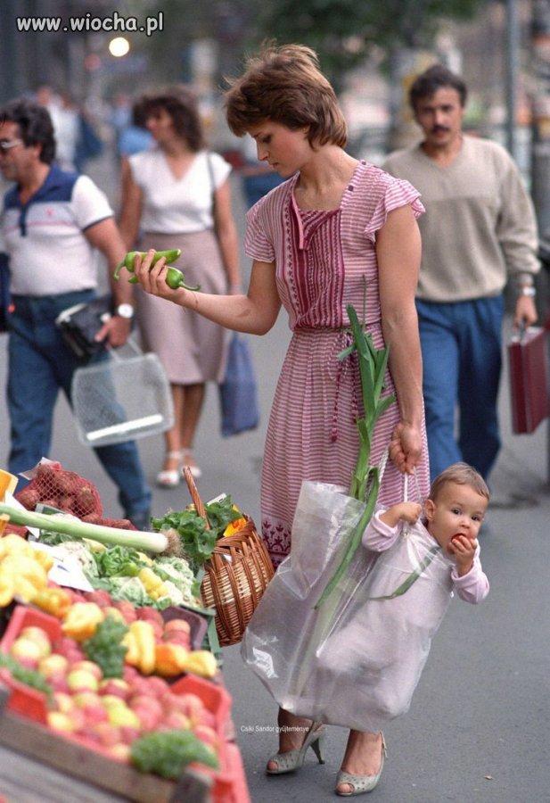 Promocja na warzywniaku