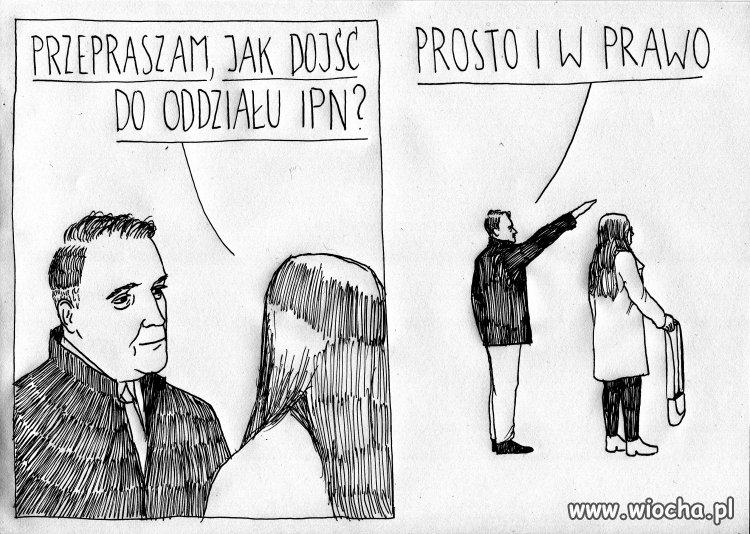 Droga do IPN