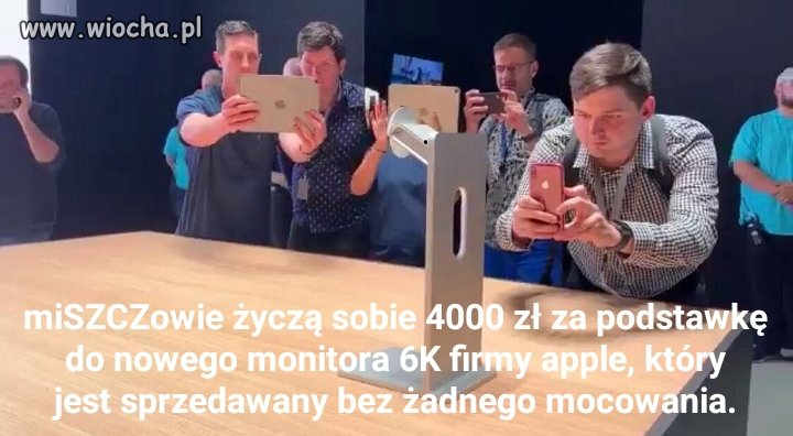 Oscar of janusze biznesu 2019 go to... Apple Inc.