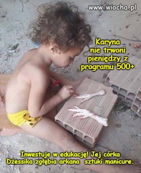Edukacja +