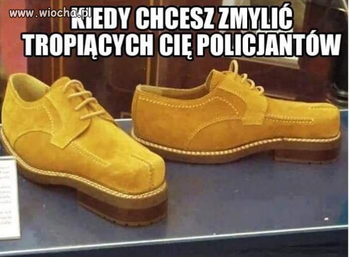 Bandyckie buty