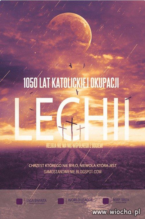 1050 lat okupacji Lechii