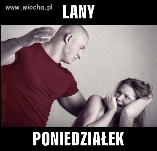 W polskiej