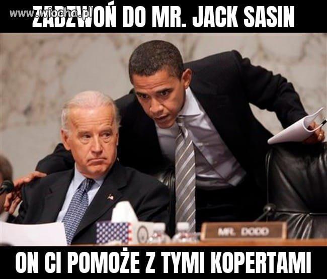 MR. Jack Sasin