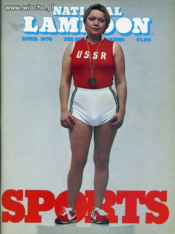 Sportsmenka.