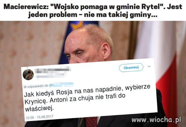 Fake minister