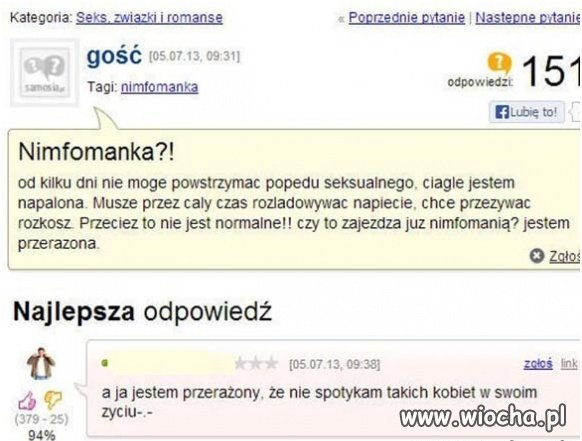 Nimfomanka..