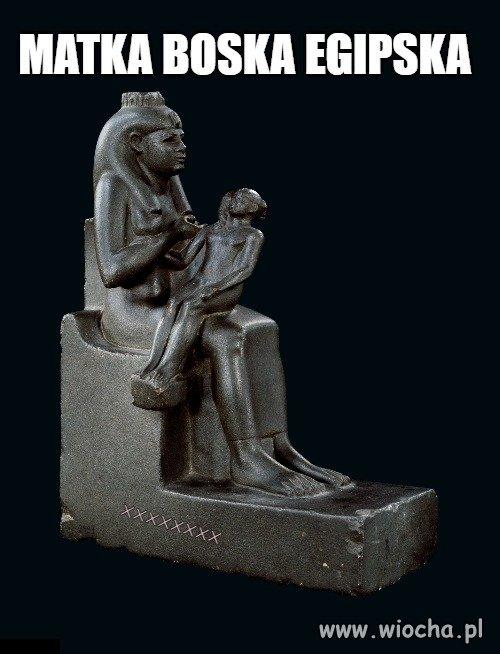 Izyda z Horusem