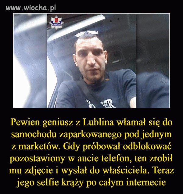 """""""Geniusz"""" zła"""