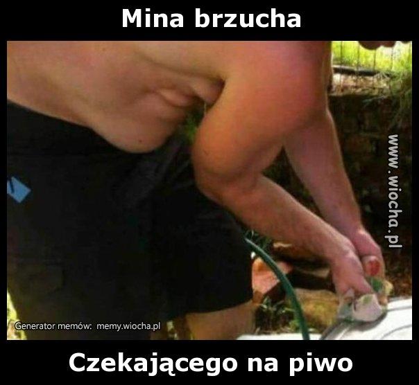 Mina brzucha