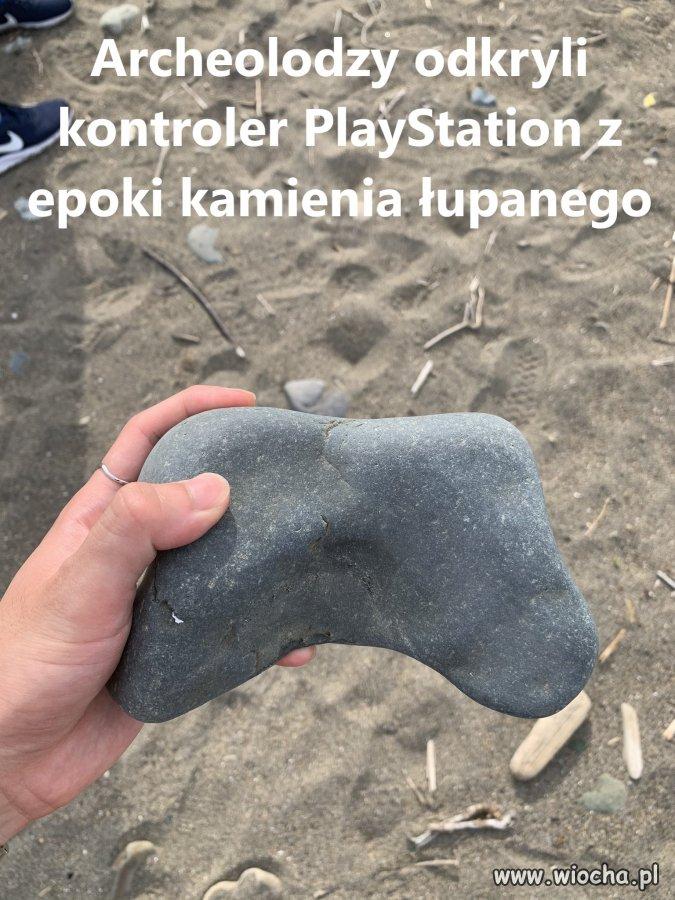 Archeolodzy odkryli kontroler