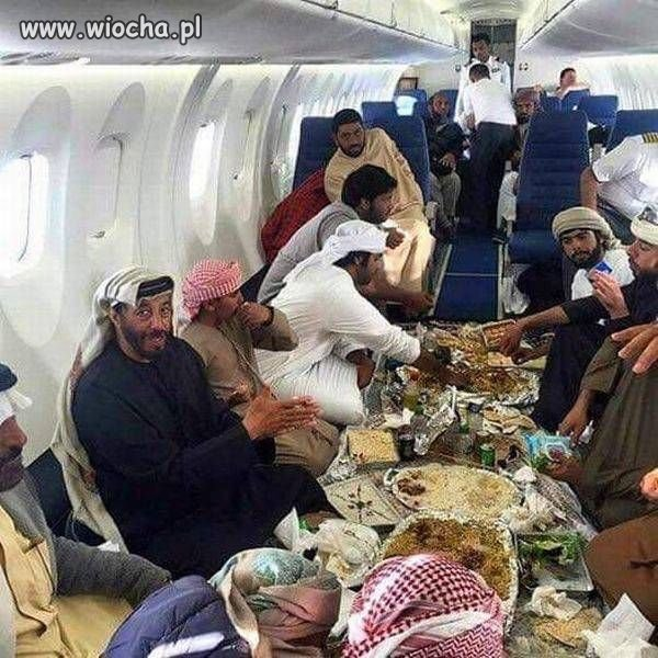 Arabian Airlines Bussines Class