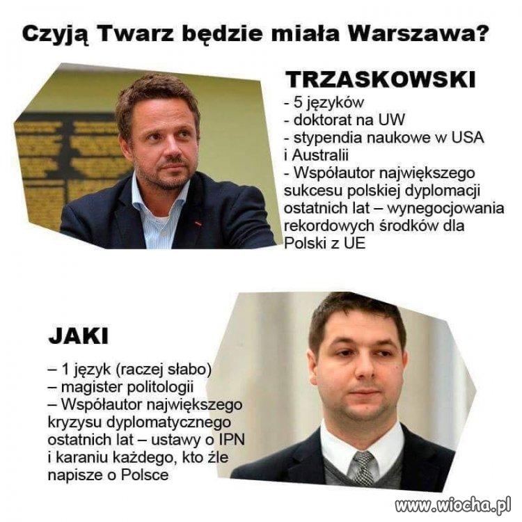 Co wybiorą Warszawiacy?