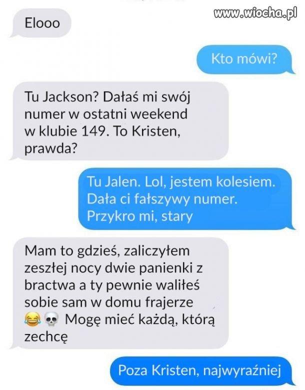 Elo, tu Jackson