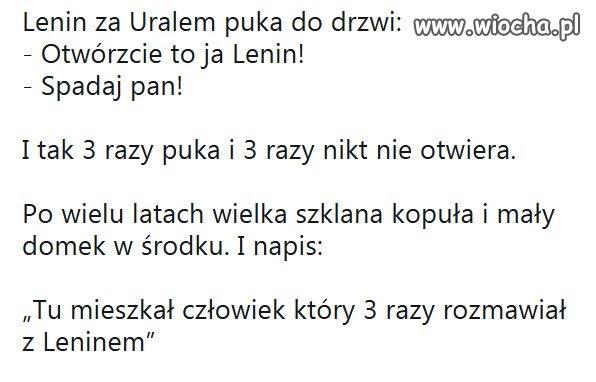 Rozmowy z Leninem