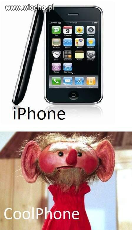 IPhone i Coolphon