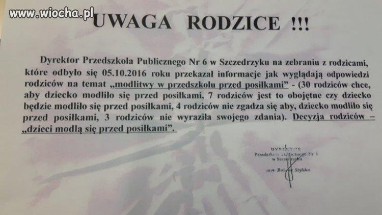 Ojciec dyrektor z Szczedrzyku