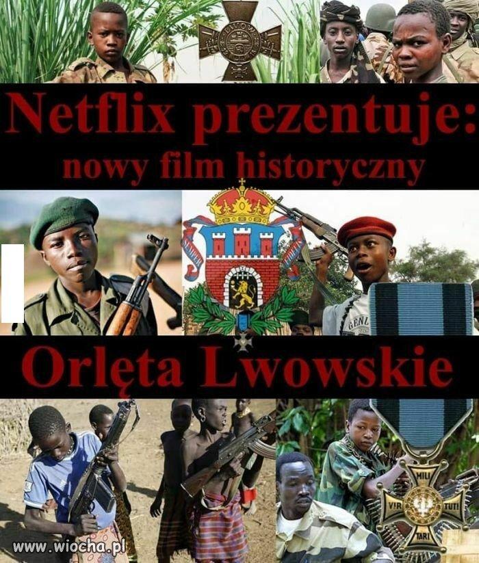 Film historyczny od Netflixa