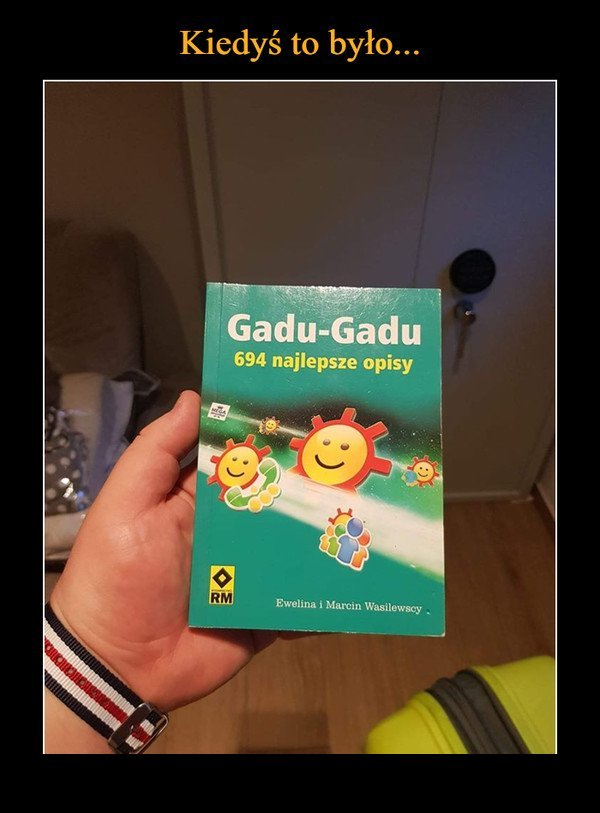 Gadu-Gadu albo Tlen